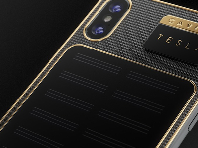 В России сделали самозаряжающийся iPhone X за 260 тысяч рублей