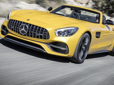 Посчитали-прослезились: сколько на самом деле стоит ремонт спорткара Mercedes-AMG GT