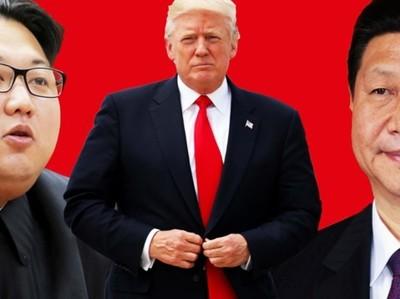 Атака Трампа на КНДР: дымовая завеса против Китая?