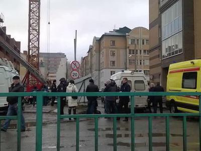 Саранск: два человека погибли, один - под завалами