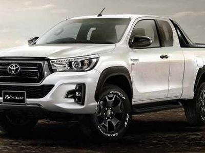 Компания Toyota представила обновленный пикап Hilux