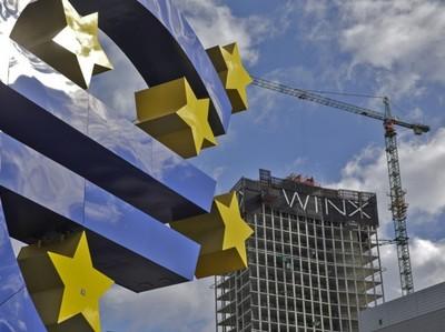 Профицит счета текущих операций еврозоны расширился