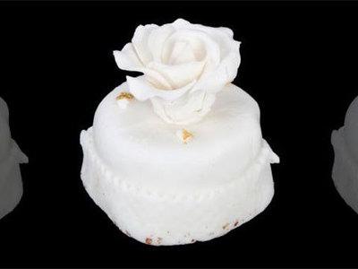 12-летний кусок свадебного торта Трампов ушел с молотка
