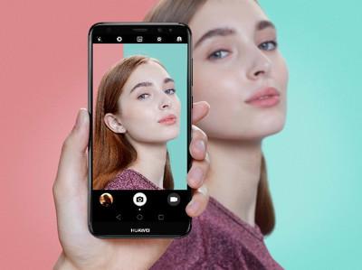Huawei представила доступный смартфон с 4 камерами