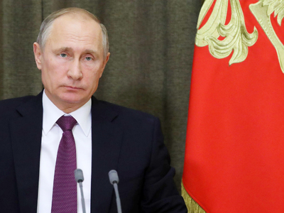 Ситуацию в Сирии Путин обсудил с эмиром Катара