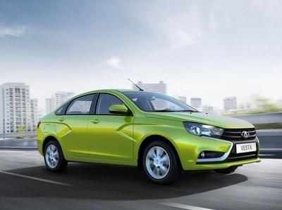 Lada впервые попала в десятку любимых автомобильных брендов россиян