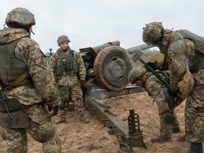 17 убиты, 11 ранены: силовики постреляли друг друга в Донбассе