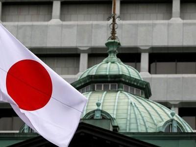 Розничные продажи в Японии снизились в октябре