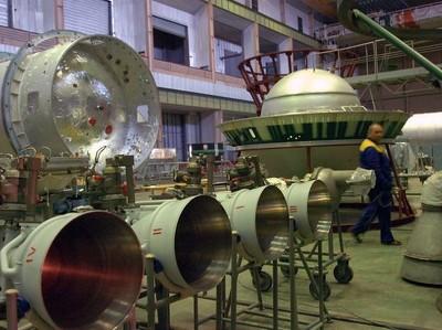 ЕС отказывается от украинских ракетных двигателей