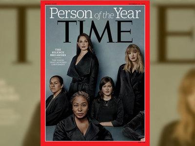 """""""Человеком года"""" Time назвал жертв сексуальных домогательств"""
