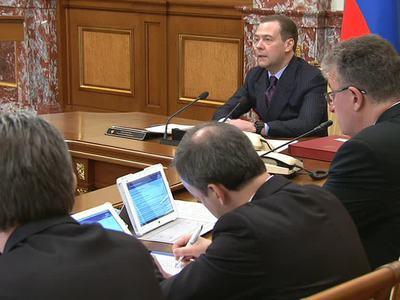 Дмитрий Медведев: проблемы допинга существуют не только в России