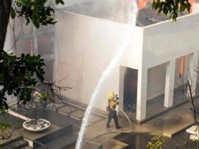В Лос-Анджелесе сгорел дом баскетболиста Андрея Кириленко