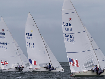 Парусный спорт. Судьбу золота Star Sailors League решил фотофиниш