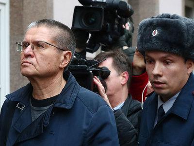 """В """"Матросской тишине"""" у Улюкаева поднялось давление"""