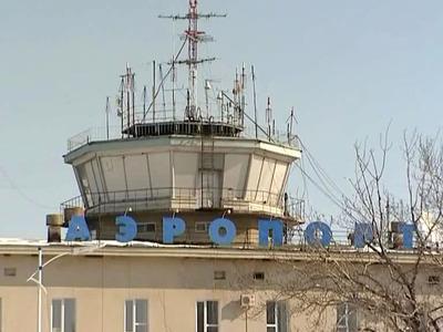 Самолет не смог вылететь из Благовещенска в Москву