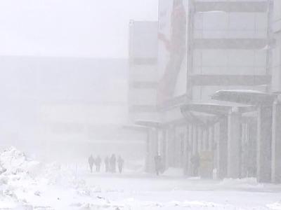Снегопад оставил без электричества более 3,5 тысячи домов на Корсике