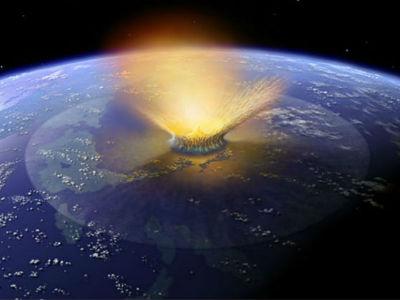 """Погубивший динозавров метеорит """"выбрал"""" наихудшее место падения"""
