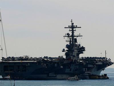 США отправят в западную часть Тихого океана еще один авианосец