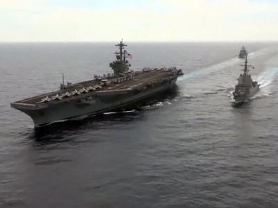 Иран советует США убраться из Персидского залива
