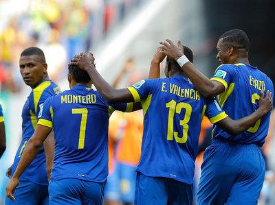 Пять игроков сборной Эквадора покинули расположение команды перед матчем с аргентинцами