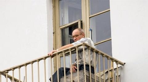 В екатеринбурге с балкона упала болотная рысь - аргументы не.