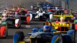 Гоночные болиды Формулы Е