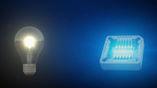 Графеновые нити позволили создать яркую микролампочку