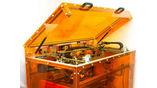 Общая стоимость материалов, использованных для конструирования принтера MultiFab, составила всего $7000