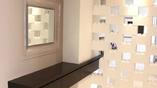 Из блоков также собирается мебель и комнатные перегородки