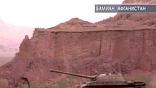 Талибы попросту расстреливали жилища древних строителей из танков