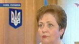 Первым кандидатом в президенты Украины, выборы которого состоятся 17 января 2010  года, от Соцпартии выдвинута экс-глава Фонда госимущества Валентина Семенюк-Самсоненко