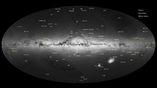 В новом каталоге звёзд Млечного Пути в 20 раз больше светил, чем в более ранних.