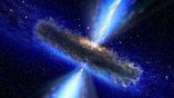 Источник гравитационных волн никогда раньше не удавалось наблюдать в электромагнитном спектре.