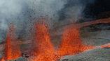 Магнитное поле звезды провоцирует небывалую вулканическую активность.