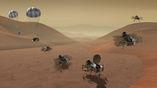 """""""Стрекоза"""" – мультикоптер для полётов в атмосфере Титана."""
