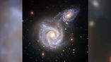 """""""Колбасная галактика"""" была, вероятно, самой большой звёздной системой, когда-либо столкнувшейся с Млечным Путём."""