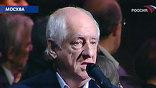 Марк Захаров: помню, как он строил новый Союз театральных деятелей России. Снял пиджак, засучил рукава и стал как-то прекрасно по-мужицки строить