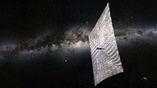 Когда-то парусные корабли бороздили земные океаны. Теперь на очереди просторы космоса.