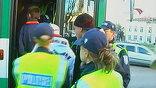 """Общественная организация """"Ночной дозор"""" утверждает, что эстонская полиция жестоко избивала людей"""
