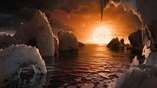 Как минимум одна планета системы TRAPPIST-1 потенциально обитаема.