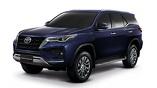 Внедорожник Toyota Fortuner обновился вместе с пикапом Hilux