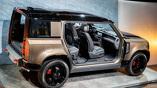 Новый Land Rover Defender в России оказался дороже Discovery