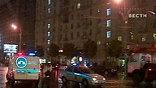 Молодая женщина, предположительно в состоянии наркотического или алкогольного опьянения, на Lexus протаранила автомобили сразу на нескольких полосах