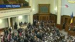 Верховная рада Украины утвердила состав нового правительства, а пост премьер-министра заняла Юлия Тимошенко