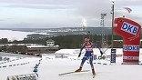 Отставание от немки Андреа Хенкель составило 12,7 секунды