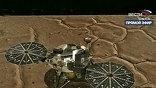 """Американский космический аппарат """"Феникс""""  успешно осуществил  посадку в районе северного полюса Марса"""