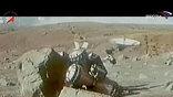 """Советский аппарат """"Мир"""" для изучения планет"""