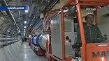Большой адронный коллайдер  будет официально открыт 21 октября