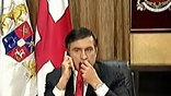 Президент Грузии Михаил Саакашвили - психически нездоровый человек в состоянии крайнего испуга от того, что он натворил, считает психиатр-криминалист профессор Михаил Виноградов