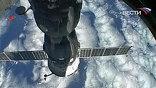 """В 11:10 по Москве """"Союз"""" успешно отделился от третьей ступени ракеты-носителя и вышел на расчетную эллиптическую орбиту"""
